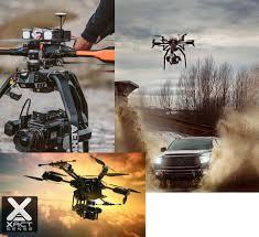 Drone graba en UHD-Ultra HighDifinition