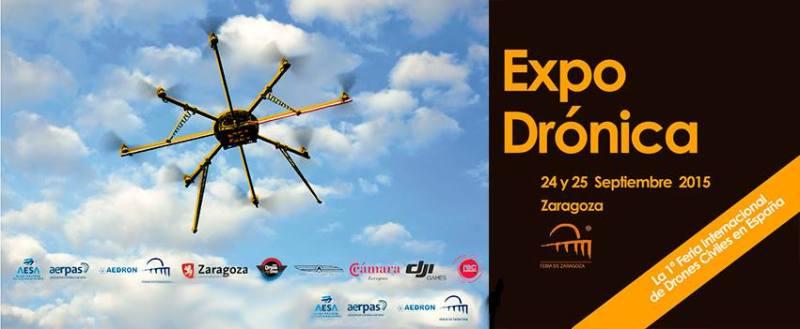 GONProject presente en Expo Drónica2015